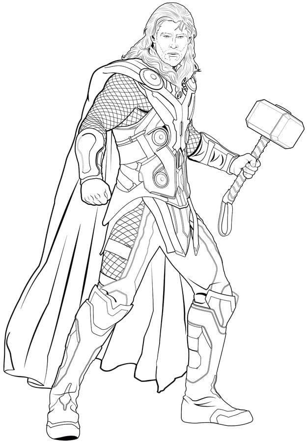Dibujos Para Colorear Vengadores. Best Moldes Dibujos ...