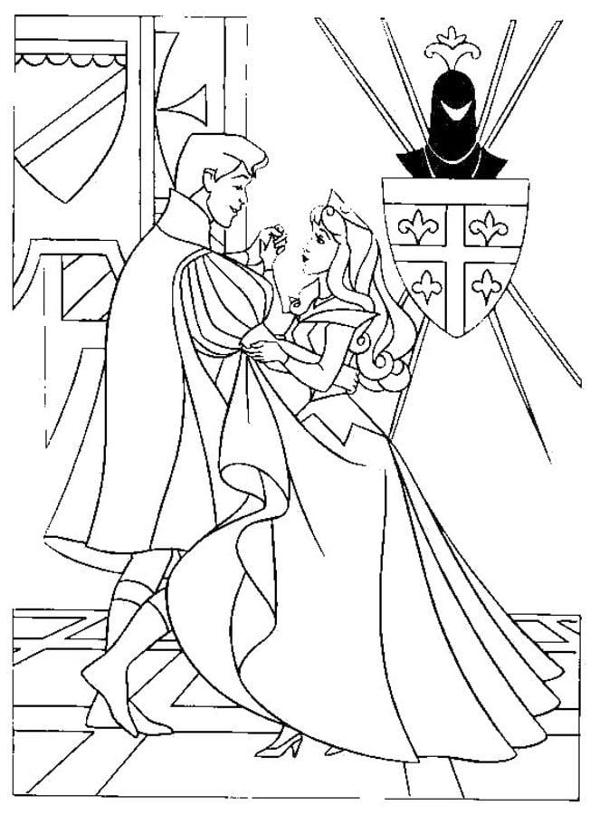 Kleurplaat Kasteel Assepoester Ausmalbilder Disney Prinzessinnen Zum Ausdrucken