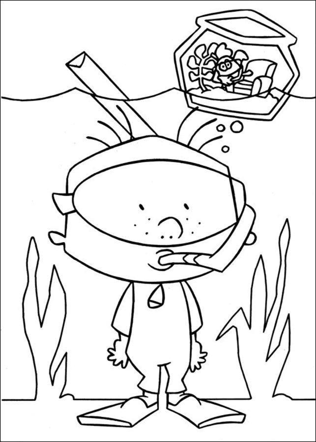 stanley coloring pages - photo#13