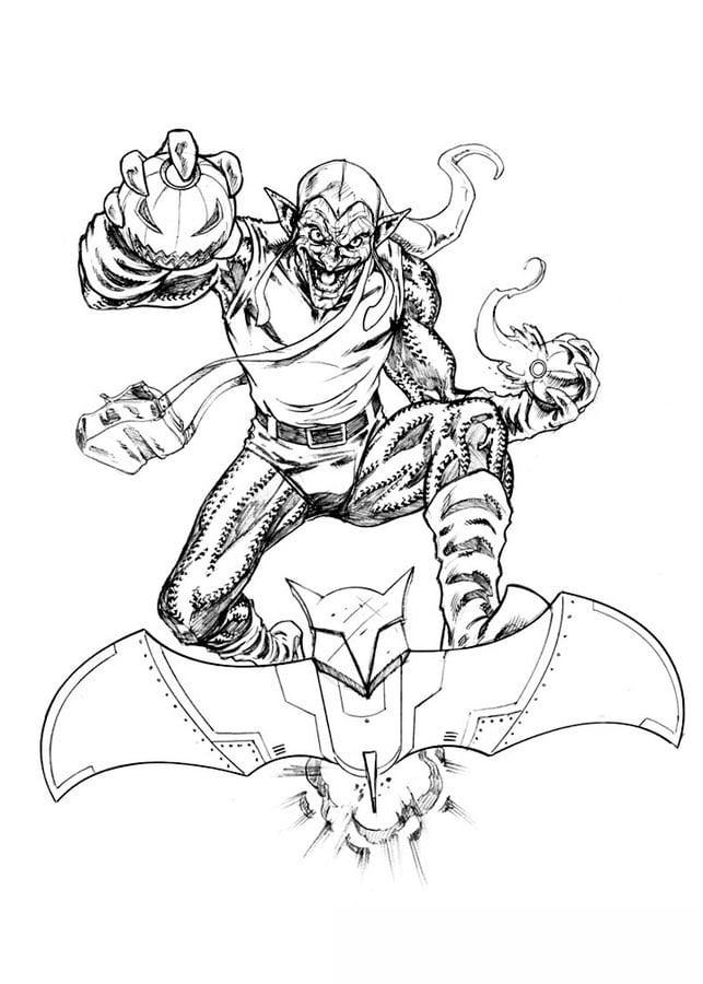 dora coloring pages halloween goblin - photo#21