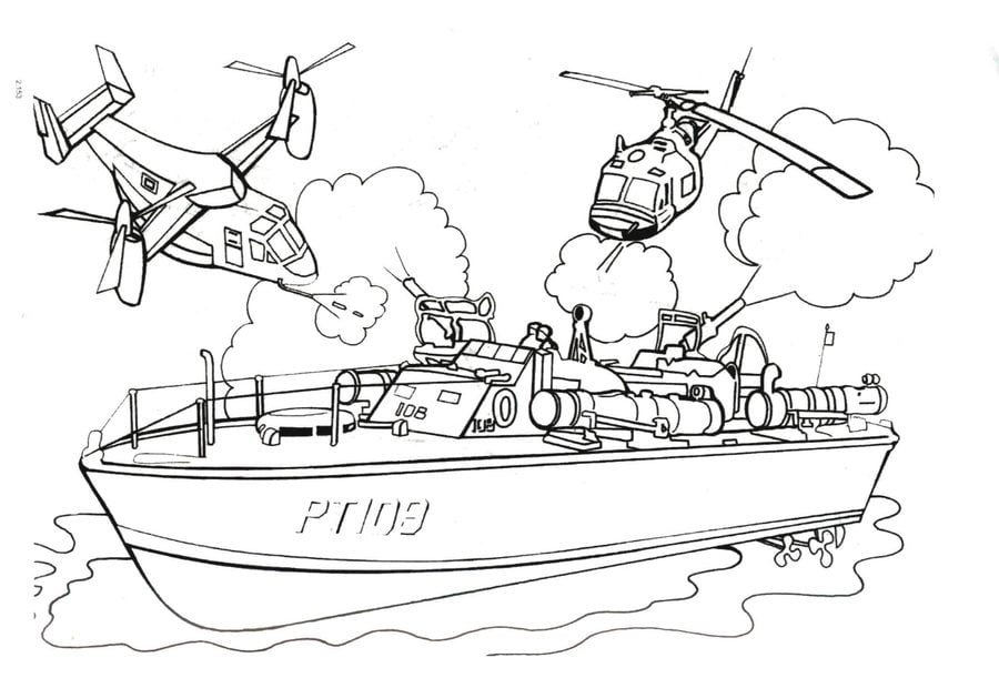 Helicopter Coloring Page - Free Air Transport Coloring Pages ... | 611x900