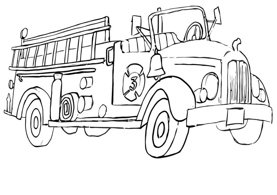 Free Free Printable Fire Truck Coloring Pages, Download Free Clip ...   635x900