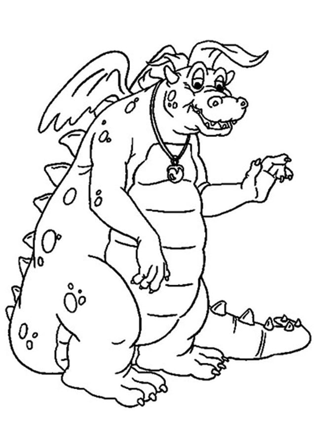 Online Kleurplaten Printen Coloriages Dragon Tales Imprimable Gratuit Pour Les