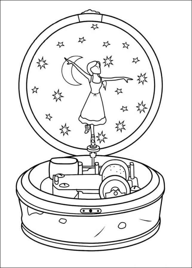 Octonauts Coloring Pages Coloriages: Ballerina ...