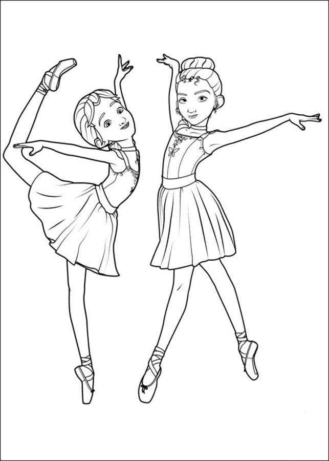 kolorowanki  kolorowanki  balerina do druku dla dzieci i doros u0142ych