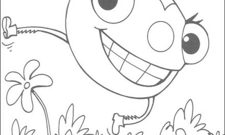 Miss Spider coloring picture | Spider coloring page, Coloring ... | 264x440