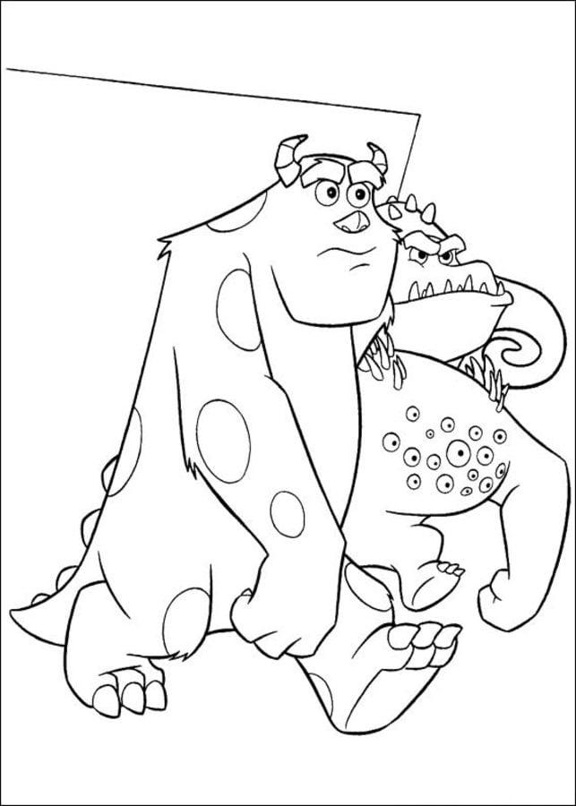 Disegni da colorare mostro di gila stampabile gratuito for Cieffe arredi di chiappini federico rimini