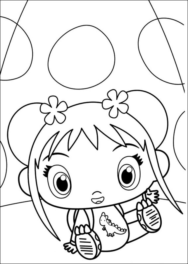 coloring pages ni hao kai lan printable for kids