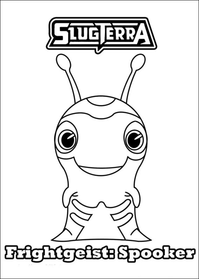 slugterra coloring pages transformation tuesday - photo#21