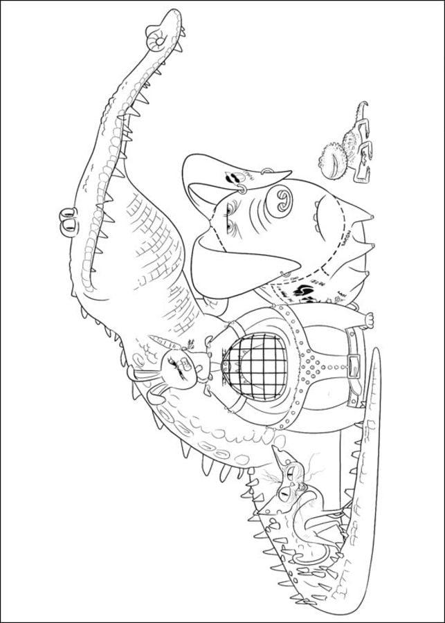 Dibujos para colorear la vida secreta de tus mascotas for Secret life of pets printable coloring pages