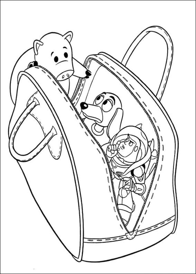 Jessie Woody Coloring Pages