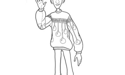 Coloring pages: Arthur Christmas