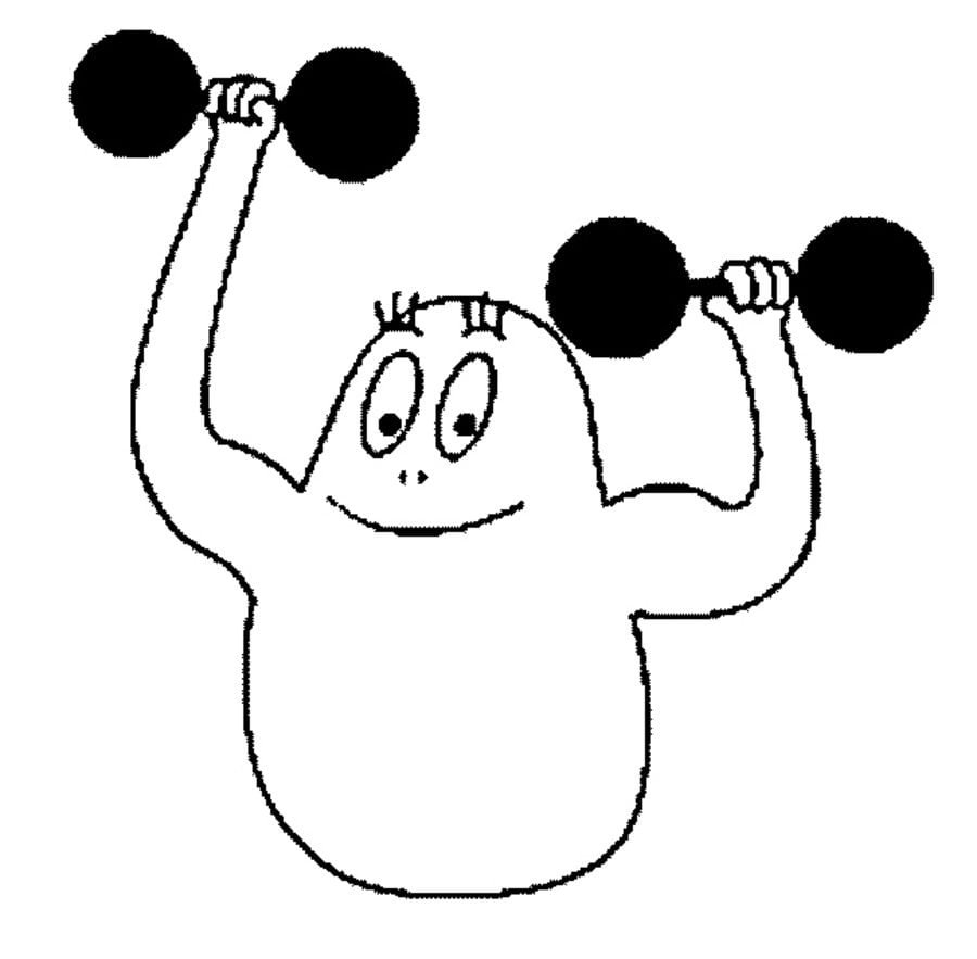 Coloring pages: Barbapapa, printable for kids & adults, free