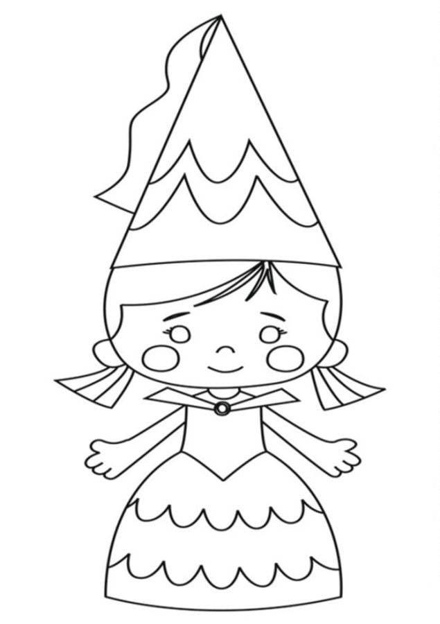 Chloe S Closet Coloring Pages