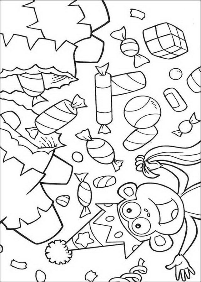 Kolorowanki Dora Poznaje świat Do Druku Dla Dzieci I