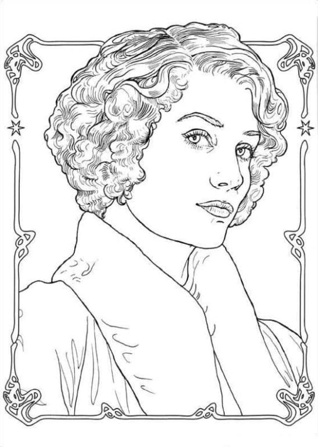 fantastic beasts coloring pages free | Coloring pages: Coloring pages: Fantastic Beasts and Where ...