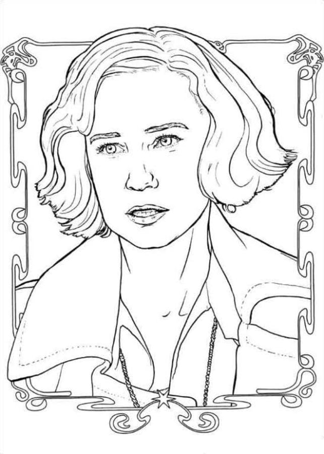 fantastic coloring pages - photo#19