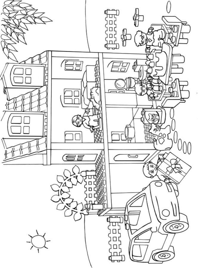 Ziemlich Lego Arbeitsblätter Zum Ausdrucken Ideen - Super Lehrer ...