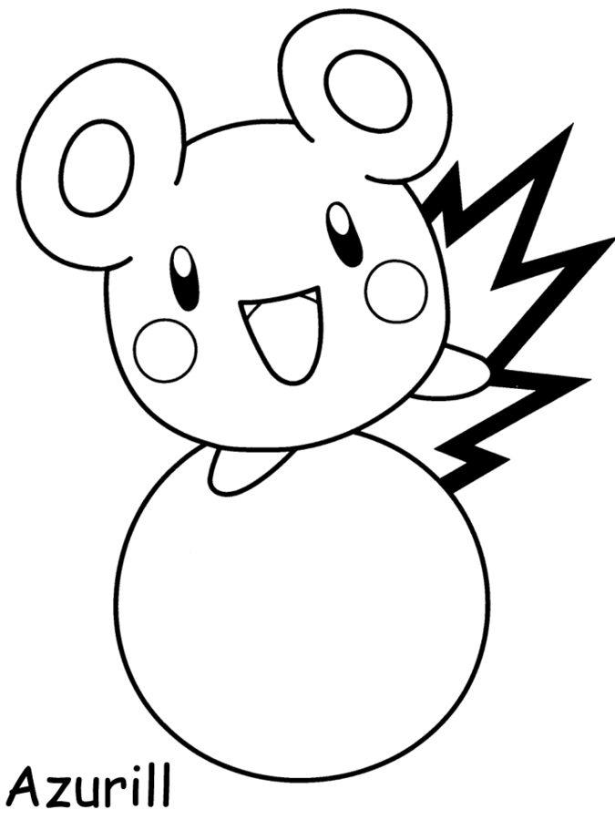 Disegni da colorare pokémon stampabile gratuito per