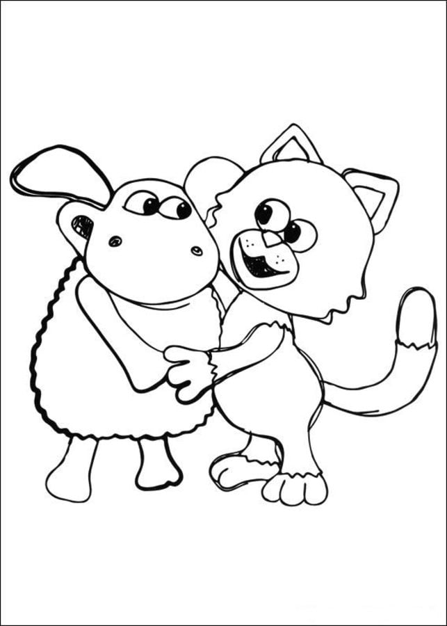 Coloring pages: Timmy Time, printable for kids & adults, free