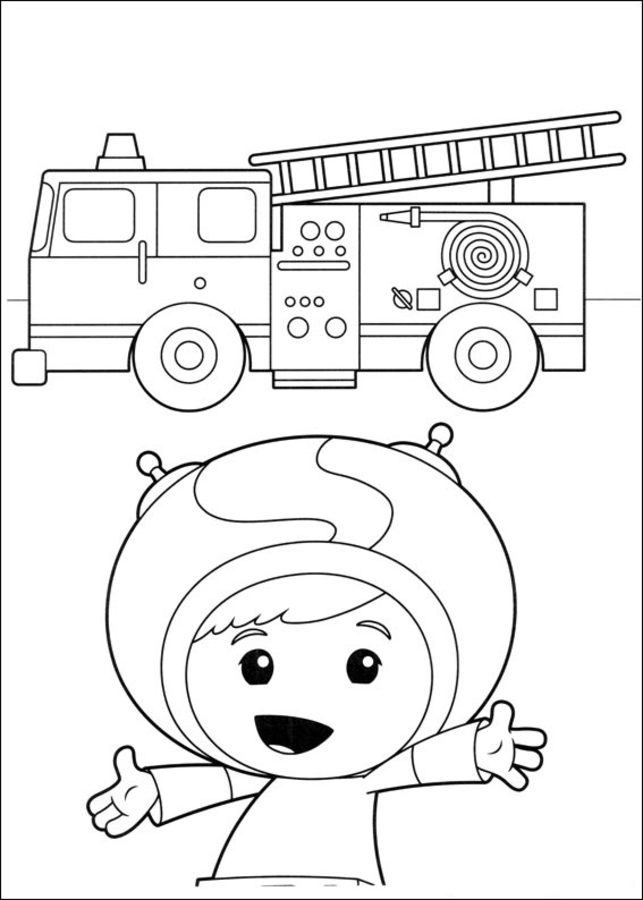 Team Umizoomi Coloring Page Coloring Pages Team Coloring Pages A ...   900x643