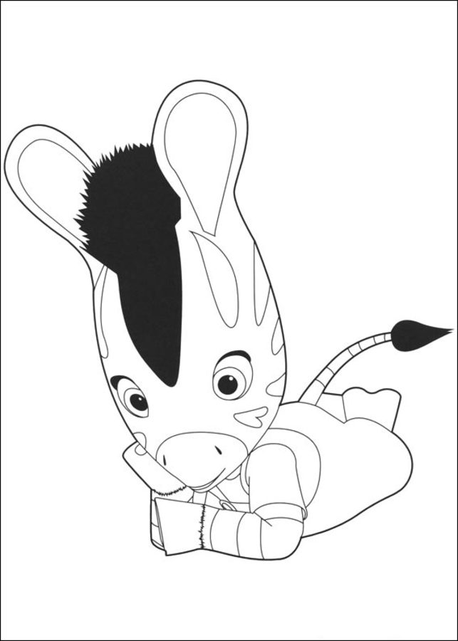 Coloring Pages Coloring Pages Zou Printable For Kids