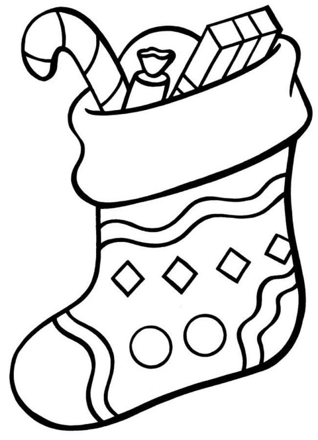 Dibujos para colorear Bast n de caramelo navide o imprimible gratis para los ni os y los adultos