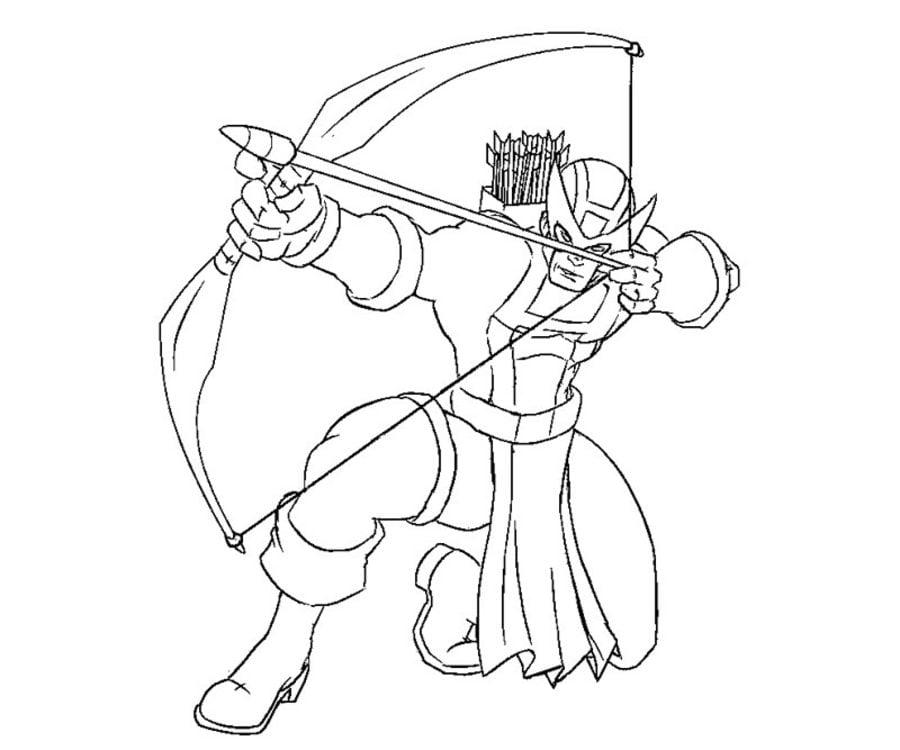 Hawkeye Avengers Drawing - Avengers Hawkeye by JPRart on DeviantArt ...