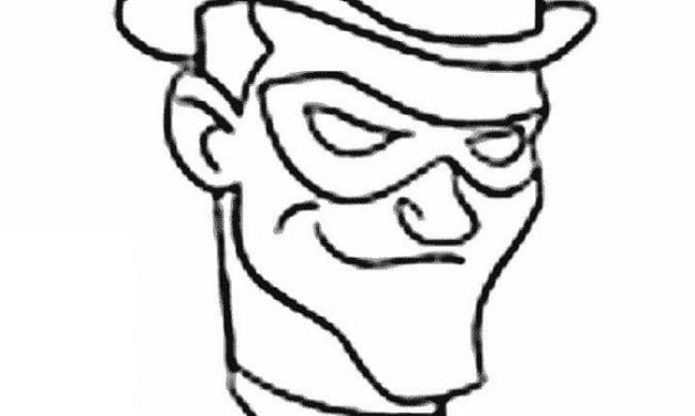 Coloring pages: Riddler
