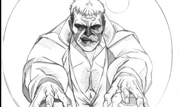 Coloring pages: Solomon Grundy