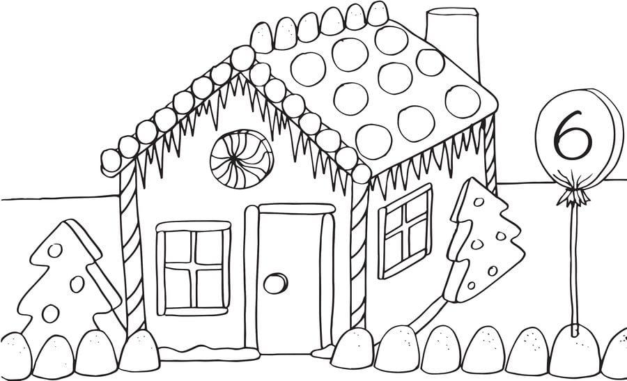 Para Colorear Casa. Pin Antigua Casa Par Jpg On Pinterest. Dibujo De ...