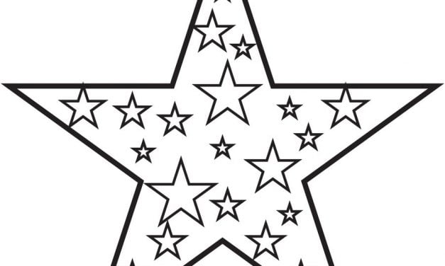 Coloring pages: Star