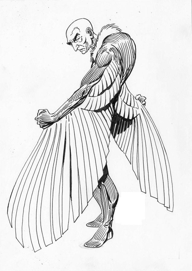 Vulture Spiderman Homecoming Coloring Pages