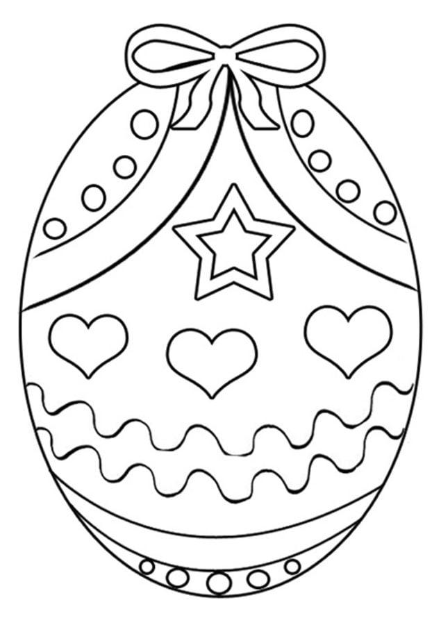 Pisanki Kolorowanki Święta Wielkanoc
