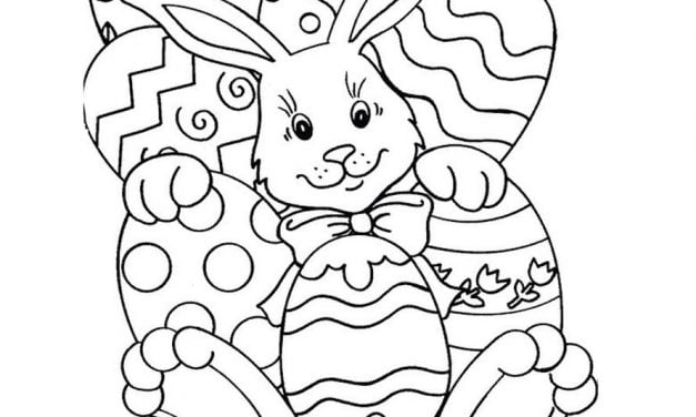Coloring pages: Easter