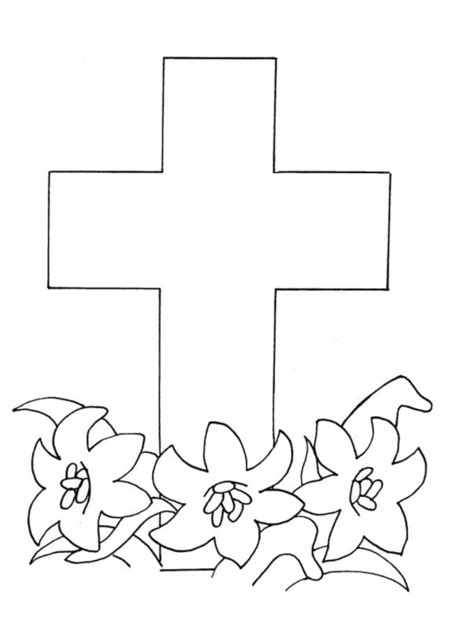 Coloring Pages Coloring Pages Good Friday Printable For