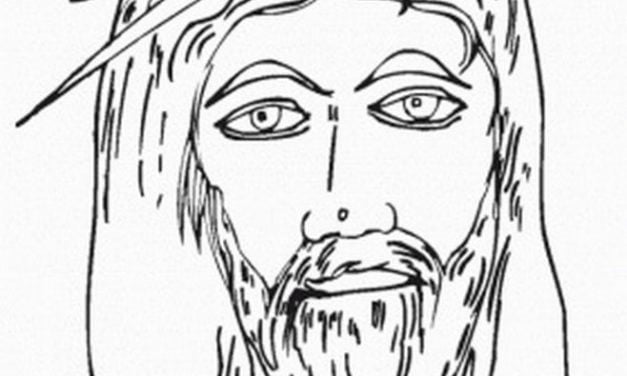 Coloring pages: Good Friday