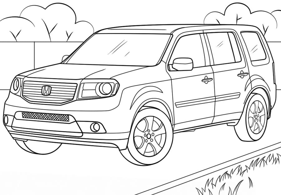 clumasunpho honda smart dio z4 sketch coloring page