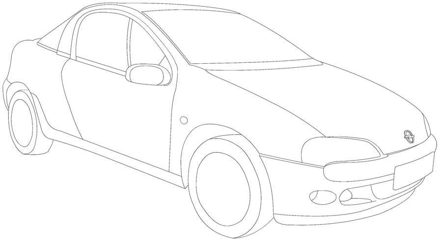 Ausmalbilder Ausmalbilder Opel Zum Ausdrucken Kostenlos Für