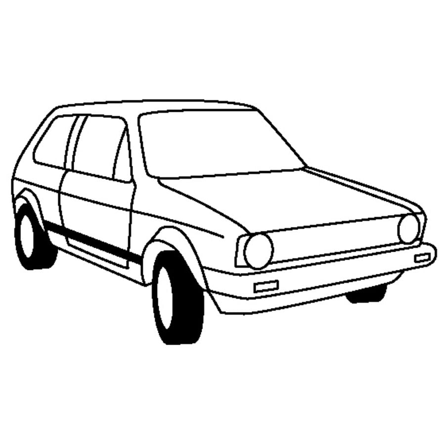 Ausmalbilder Auto Mercedes : Ausmalbilder Volkswagen Zum Ausdrucken Kostenlos F R Kinder Und