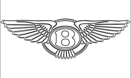 Kolorowanki: Bentley – Logo