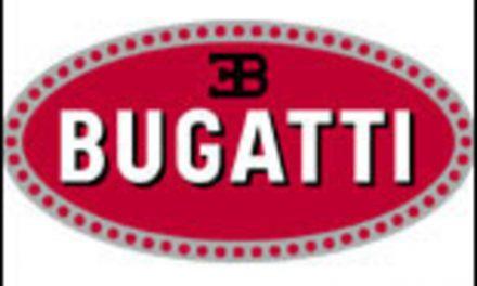 Kolorowanki: Bugatti – Logo