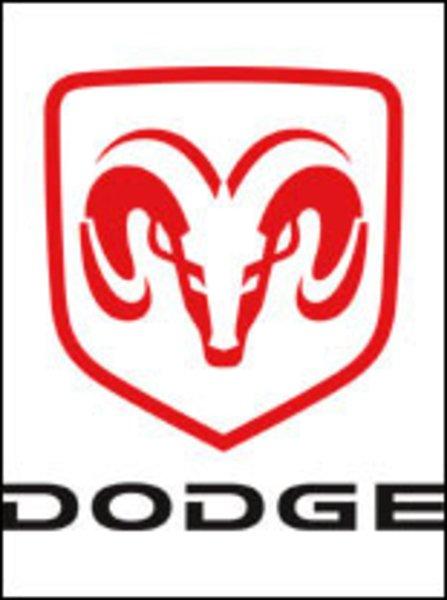 Dibujos para colorear: Dodge - logotipo imprimible, gratis, para los ...