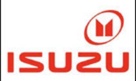 Ausmalbilder: Isuzu – logo