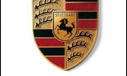 Porsche – logotipo