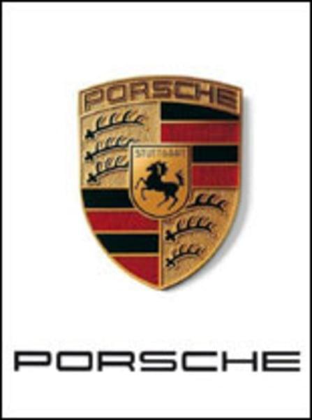 Kolorowanki: Porsche – logo