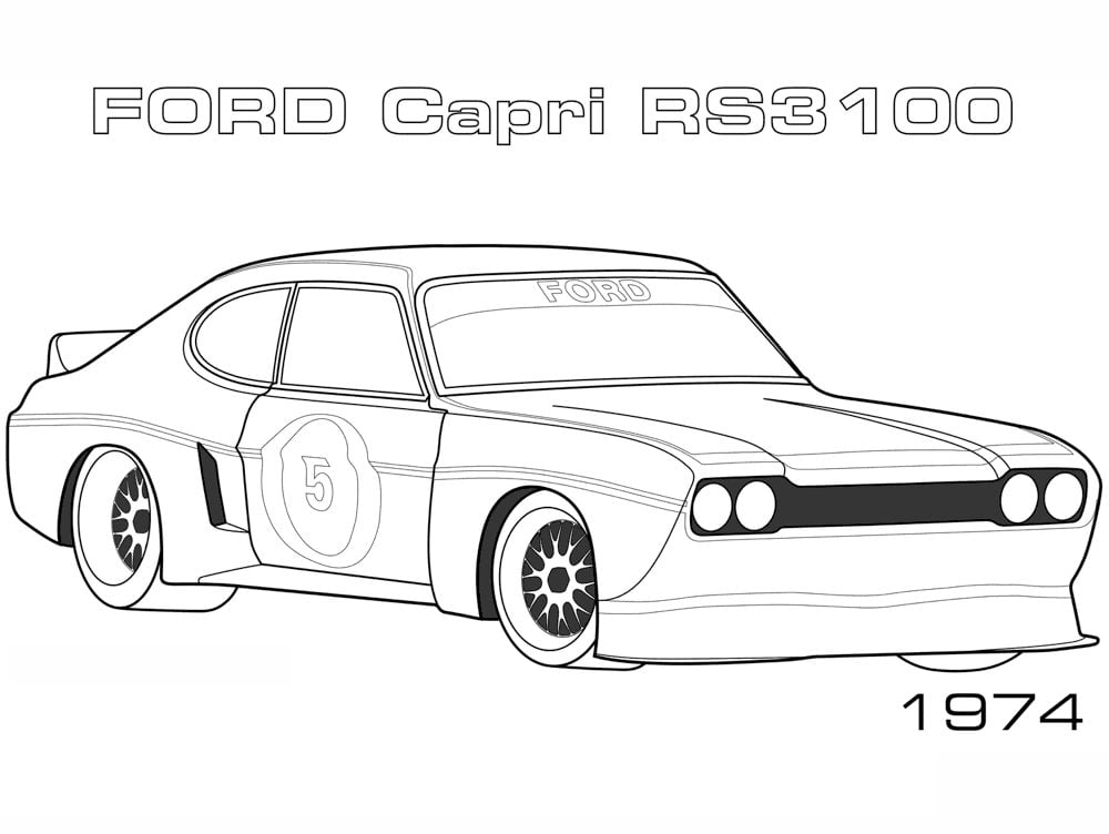 Ford Dla Cars