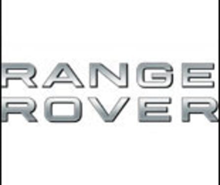 Coloring pages: Range Rover – logo