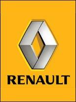 Renault - logo Kolorowanki Logo firm Transport