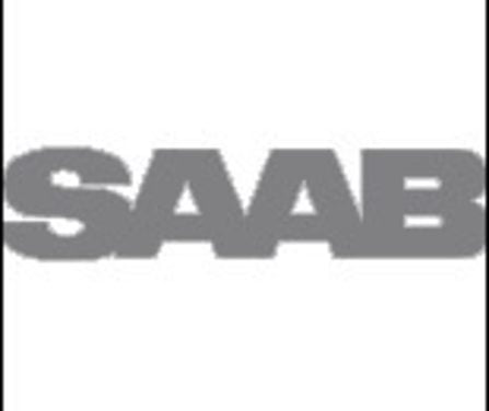Coloring pages: Saab – logo
